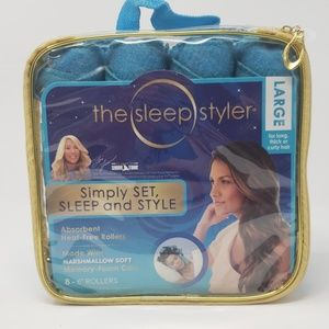The Sleep Styler Large Rollers